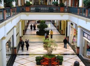 millennials don't shop in malls
